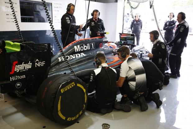 F1: Így szól az új McLaren