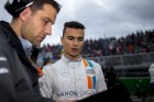 F1: Sérülés miatt kimarad a tesztről a Mercedes-ifjonc?