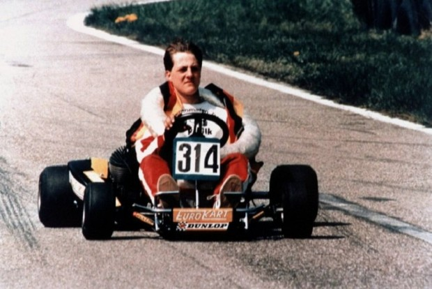 Schumacherből kiállítási téma lesz