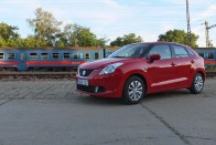 Teszt: Suzuki Baleno GL 1.2 CVT