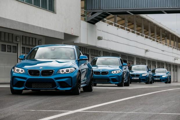 Vezettük 2016 legizgalmasabb BMW-jét