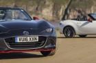 Különkiadással bonyolít a Mazda MX-5