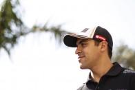Maldonado máris F1-es munkát talált