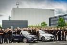Már gyártják az új Mercedest Kecskeméten