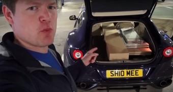 Ferrarival ment az Ikeába