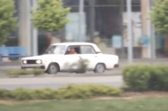 Autós huligánok zavarják a szombathelyiek álmát