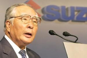 Lemond a Suzuki vezérigazgatója