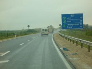 Új típusú gyorsutak épülnek Magyarországon