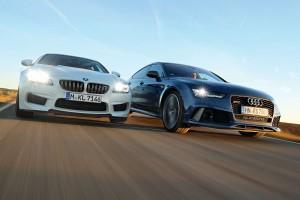 BMW vagy Audi jobb 600 lóerővel?