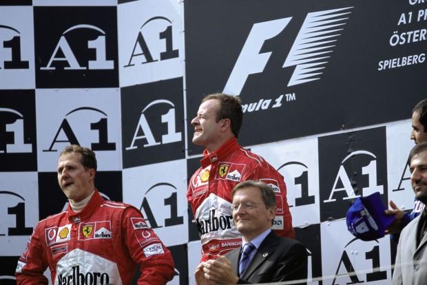 F1: Schumacher leggyűlöltebb győzelme