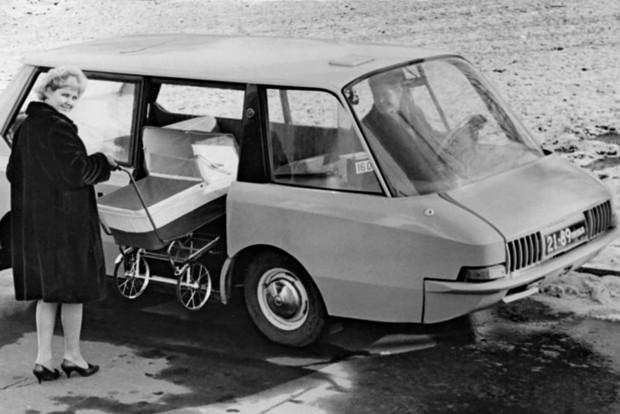 A szovjet taxi, ami jó ötletnek tűnt, mégis elbukott
