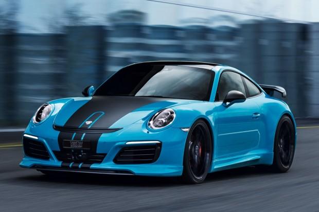 Többet is tud az új Porsche 911