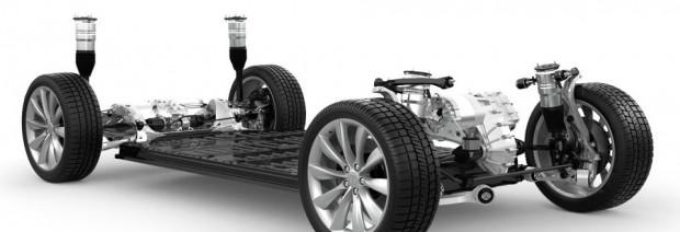 Az év zöld motorja A Tesla villamos hajtásláncát nem lehetett legyőzni, a BMW i8 és a Volvo T8 Twin Engine nagyon megszorongatni sem tudták