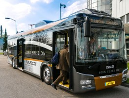 Hollandia is elektromos buszokra váltana