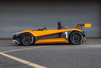 Ismeretlen dög, ami vadabb a Bugattinál
