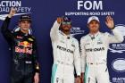 F1: Hamilton a nézőknek hízelgett az időmérő után
