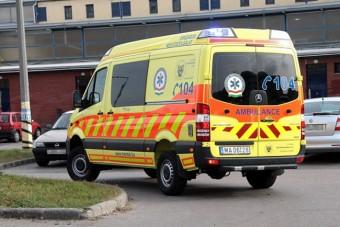 Újabb kétmilliárdot költenek új mentőautókra
