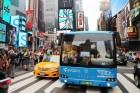 Átszelte Észak-Amerikát a magyar elektromos busz