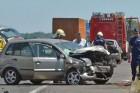 Fotókon a súlyos baleset, amiért lezárták az M3-ast