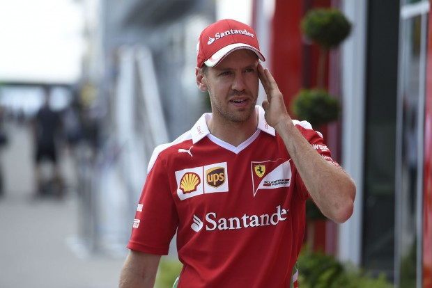 Vettel: Vicc a rádiós szarakodás