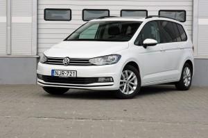 Veszélyeztetett faj: VW Touran