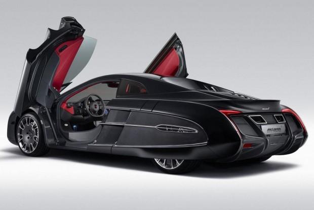 Négyszemélyes luxus-túrázót építene a McLaren