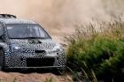 Már majdnem kész a Toyota WRC versenyautója