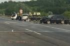 Halálos baleset miatt zárták le az M1-est