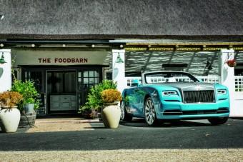 A királynő meztelen - Vezettük a Rolls-Royce Dawnt
