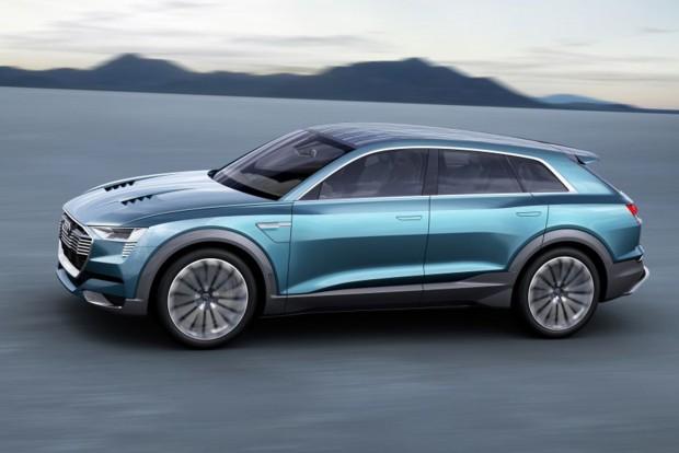 Ezzel erősít az Audi