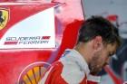 Vettel: Visszaesett a Ferrari