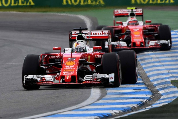 F1: Vettel bánja, hogy ellenszegült a csapatnak
