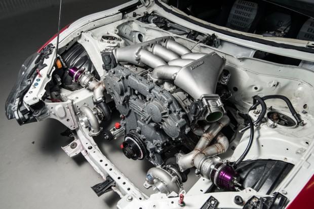 Street FX Toyota GT86 GT-R motorral