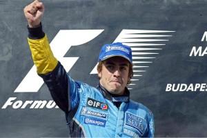 F1: Amikor Alonso a nagyok közé lépett - videó