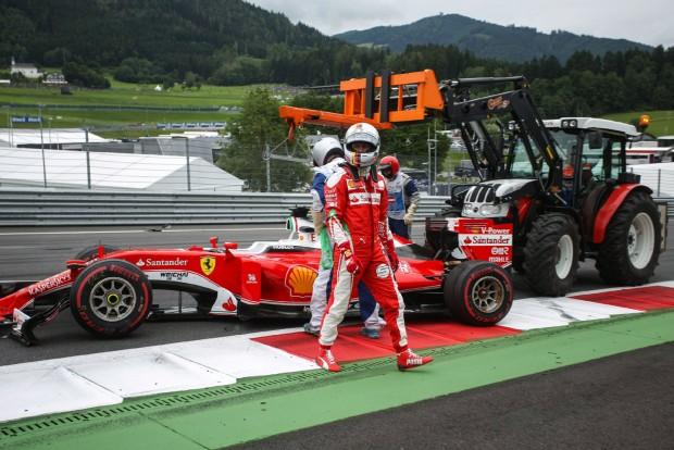 F1: Kijárna a győzelem a nyeretlen Ferrarinak