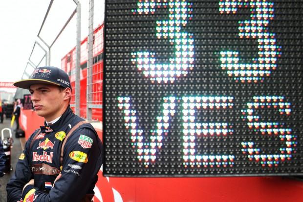 F1: Megint a tini lett a futam sztárja