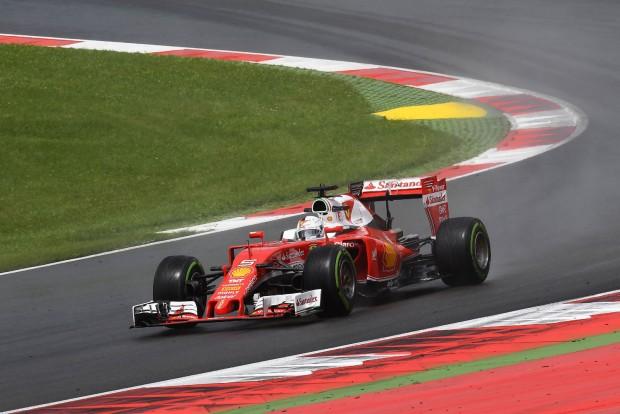 Vettel: Alulteljesítettem az időmérőn
