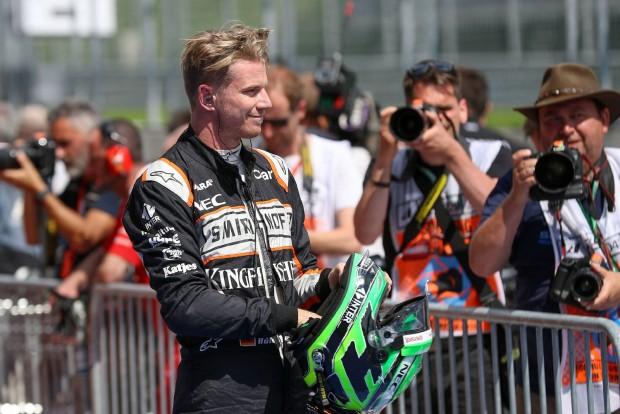 F1: Nem vették el Hülkenberg 2. helyét