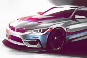 Új versenyautót épít a BMW