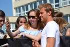 F1: A Hungaroringen is büntetik Rosberget?