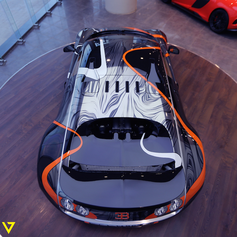 Bugatti Veyron Super Sport for sale3