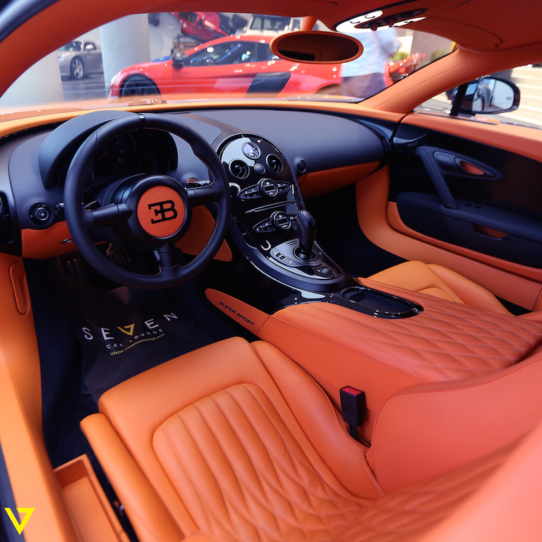 Bugatti Veyron Super Sport for sale6