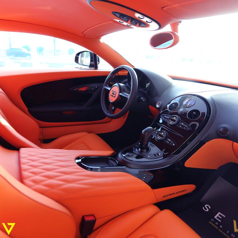 Bugatti Veyron Super Sport for sale7