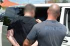 Videón a pelenkás banda vezérének elfogása