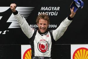 F1 Magyar Nagydíj - amikor Button a nagyok közé került