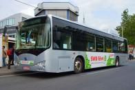 Kínai buszgyár épül Magyarországon