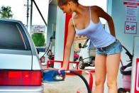 Ismét olcsóbban tankolunk péntektől