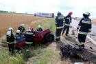 Megrázó fotók a tiszapalkonyai halálos balesetről