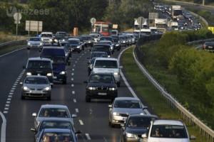 Forgalomkorlátozás lesz az M1-es autópályán