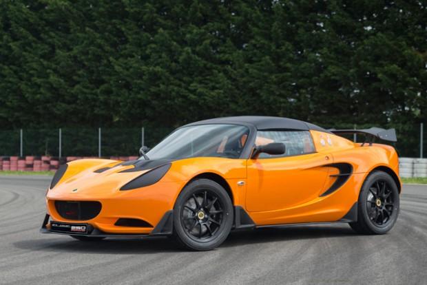 Lotus Elise Cup 250 R